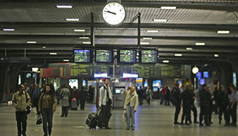 Transport Gare TGV